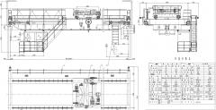 双梁冶金起重机QDY32-25.5-20