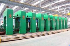 1500吨22.5米压槽机.